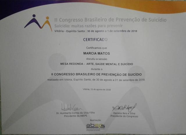Certificado - ABEPS